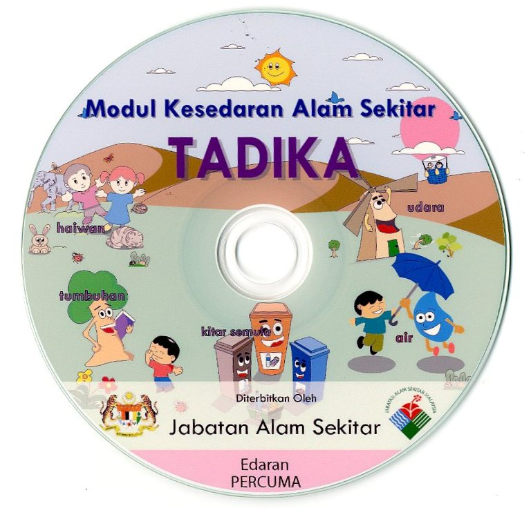 Modul Tadika-CD