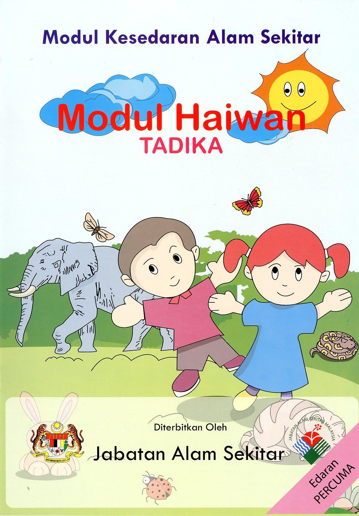 Modul Tadika-Haiwan